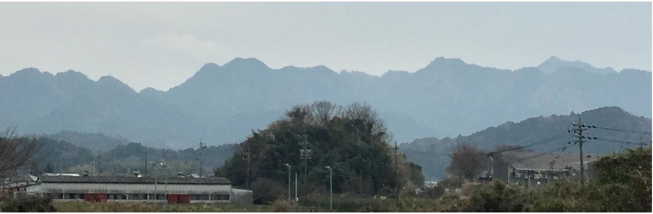 Étape 21 - Au pied de la montagne